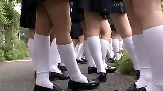 Best Asian girl Ai Uehara in Incredible College, Bus JAV movie