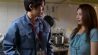 SHKD-575 MAKO ODA Nail In Front Of Spouse PART 1