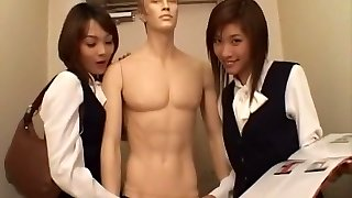 Unbelievable Japanese lady in Exotic Masturbation/Onanii JAV video