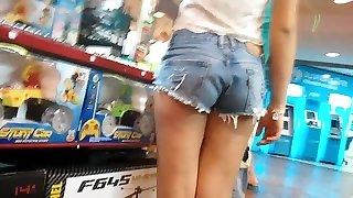 Perfect Teen Russian Ass in Thailand