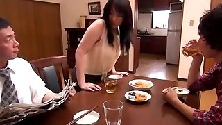 Red-hot japanese mothers-in-law