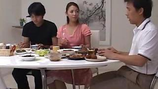 Japanese Wifey Fuck Guest