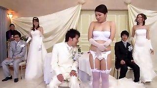 Exotic Japanese tramp Ririka Misuzu, Ruka Ichinose, Azusa Maki in Horny Fingering, Public JAV video
