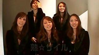 Best Japanese bitch Chisato Shouda, Honami Takasaka, Maki Tomada in Exotic Pissing, Femdom JAV clip