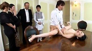 Big boobs bitch sex in public