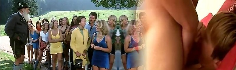 1974 German Porno classic with outstanding beauty - Russian audio