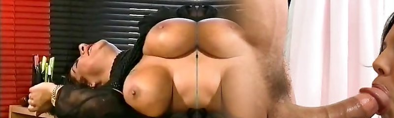 In the Office a Meaty Breasts try Lesbian Fisting and Anal Fuck