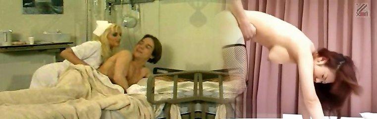 Huge-titted nurses