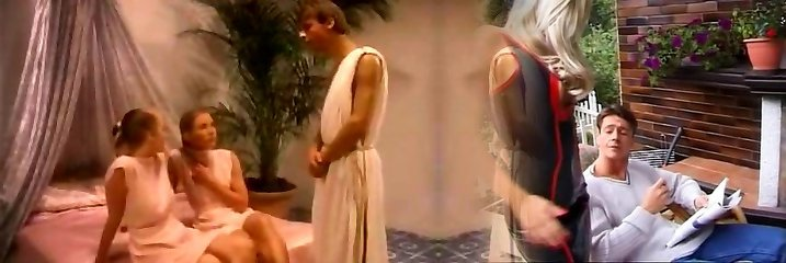 Lysa Thatcher, Tigr, Jon Martin in warm orgy gig from the