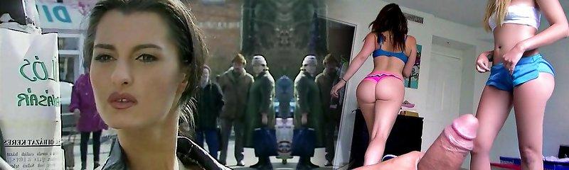 La Ragazza del Clan (1995) with Anita Ash-blonde