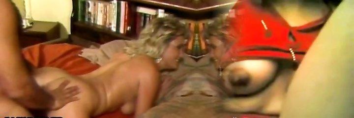 Ron Jeremy fucks hot blond