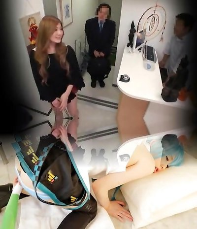 Amazing Asian girl Momoka Nishina in Crazy Phat Knockers, Massage JAV scene