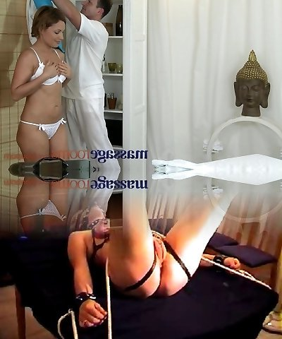 Rubdown Rooms Milf legend Silvia shows masseur how to get really dirty