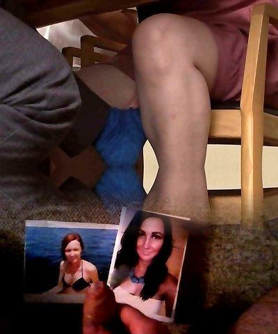 Mom Caught Masturbating Gets Romped