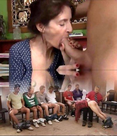 брутто бабушка прибиваются