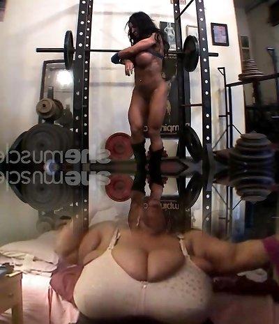 Rhonda Lee Quaresma - Gigantic and Buff
