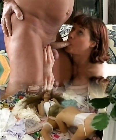 Horny Dad And Son Pound Mom And GF