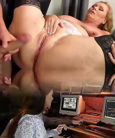 Best homemade Mature, Pantyhose sex video