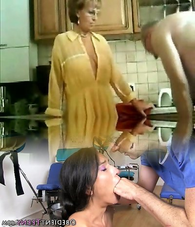 Stolen video of my parents in the kitchen