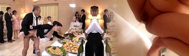 Ultra-kinky Japanese Marriage