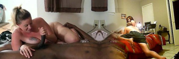WIFE MATURE FUCK BLACK COCK Homie Husband CREAMPIE