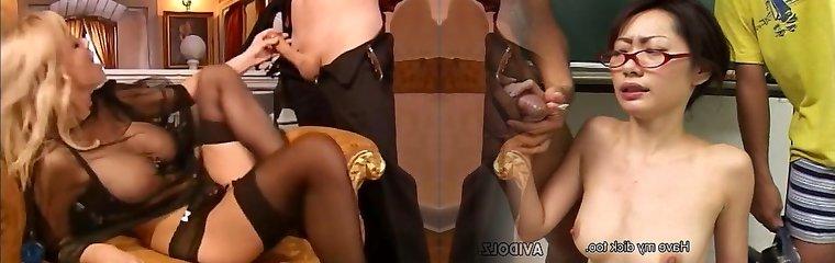 alman, vivian schmitt koyu renkli çorap (recolored)