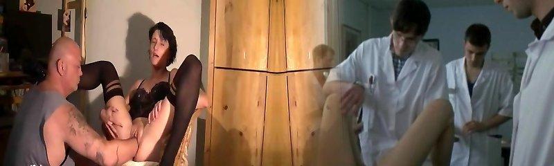 incipiente wifey monstruo coño va nudillo profundas penetraciones