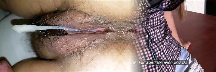 Mature 57 YO Wife Internal Cumshot