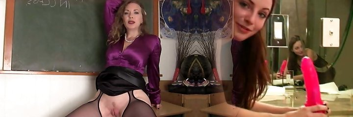 Mistress Lecturer And Her Student