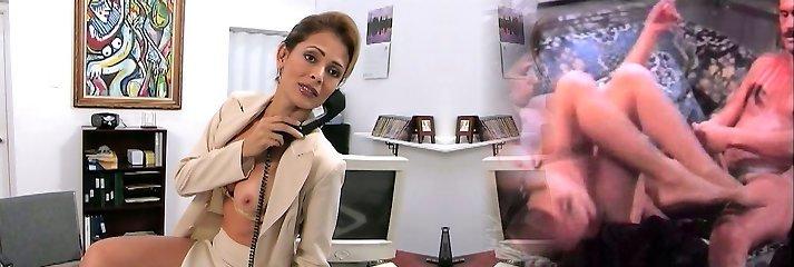 Mature latina sex addict Monique Fuentes is a very bad instructor
