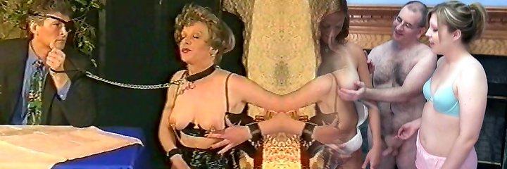 eski femmes olağanüstü-alte damen hart besprung
