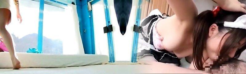 Incredible Chinese fuckslut Anna Momoi, Nozomi Wakui in Fabulous Massage JAV scene
