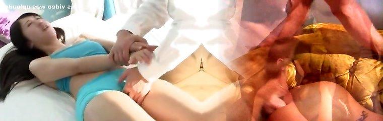 Incredible Japanese cockslut Anna Momoi, Nozomi Wakui in Fabulous Massage JAV scene