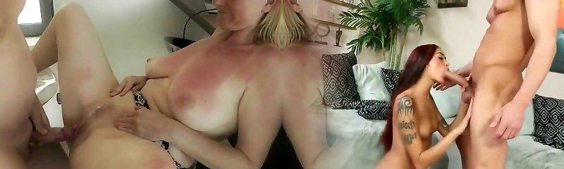 Alman Olgun Anal Bedava MİLF Porno Video