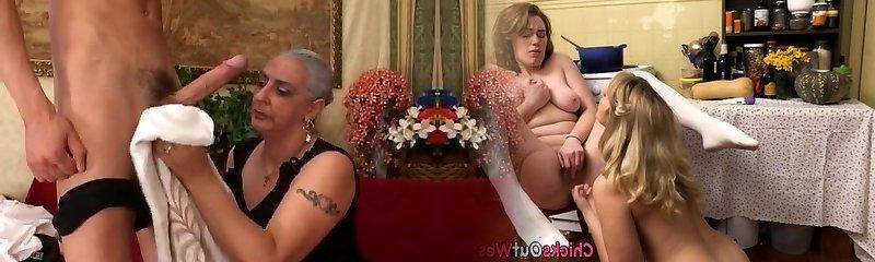 Granny Luvs Big Dick