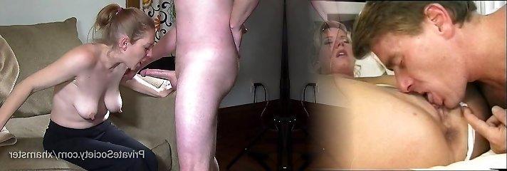 wifey wordt gefokt door een vreemdeling