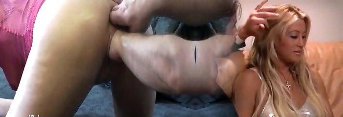 Ekstremalne potwór cipa Fisting orgazmy