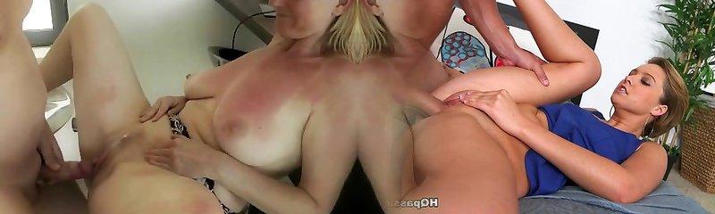 German Mature Internal Ejaculation Free MILF Porno Video