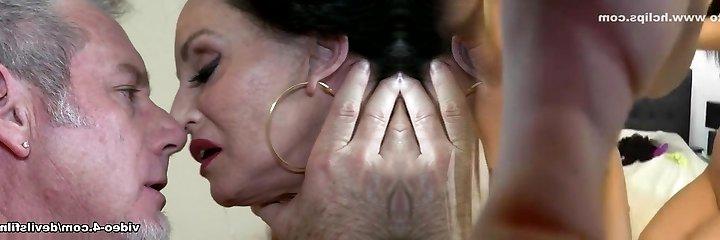 la mayor estrella de la industria porno jay equipo en espectacular pelo oscuro, subida de la eyaculación fuck-a-thon clip