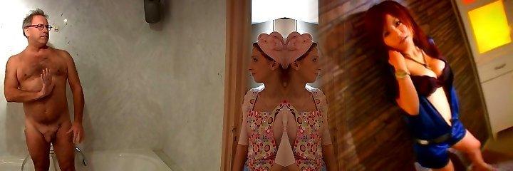 klient hotelu oldman śruby ultra-perwersyjne młoda pokojówka