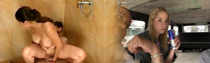 Russian Mom Gets Ass Plumbed
