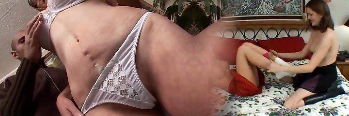 Epic pornstar in fabulous facial, mature adult flick