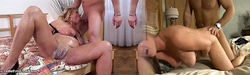 Best pornstar in Best Facial, BBW intercourse video