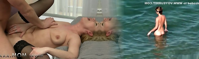 Mommy Mature mistress fucking her lover