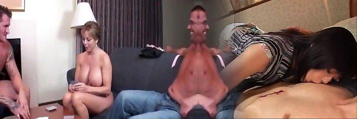 Maduro, pareja masturbación con la mano