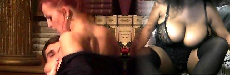 Silvia Christian - Mature Anal Whore