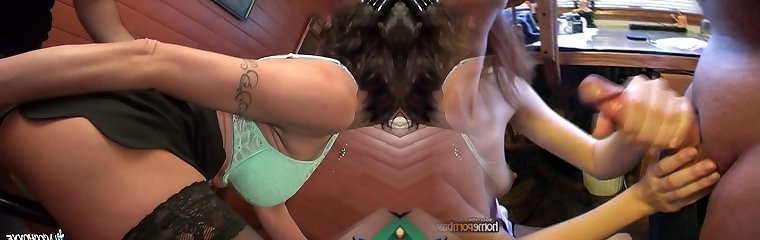 La Cochonne - Mature French dark-haired takes anal and facial cumshot