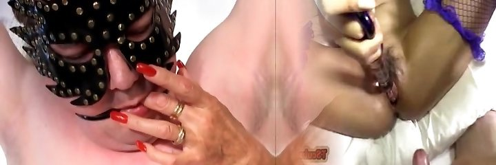 Horny superstar Mistress Alexandra in exotic mature, blonde porn movie