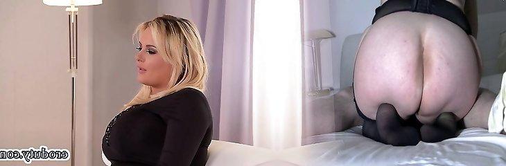 Big tits porn industry star sex with cumshot