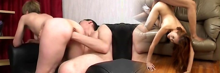 Russian Mom gets fucked and fisted by NOT her stepson.